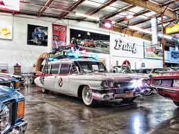 ecto 1 for sale driving the ghostbusters cadillac ecto 1 american power