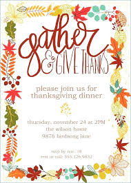 free thanksgiving invitation templates thanksgiving invitation free