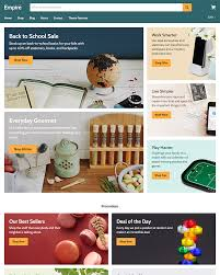 supply theme empire ecommerce website template