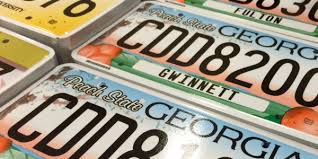 Banned Vanity Plates Covfefe U0027 Reportedly Banned From Georgia License Plates 90 1 Fm Wabe