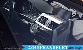 Bmw 3 Interior 2013 Bmw 3 Series Spied Again But This Time We Get To See The
