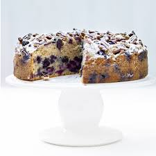 blueberry and pecan muffin cake recipes delia online