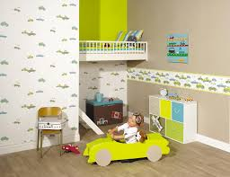 papier peint chambre enfant chambre enfant galerie tendance