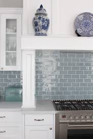 light blue kitchen backsplash light blue subway tile backsplash amazing interior home