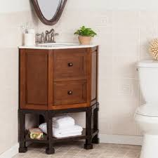 corner bathroom vanity table corner bathroom vanities you ll love wayfair