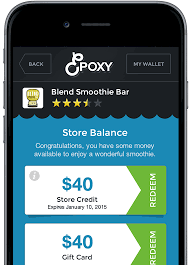 gift cards app the gift loyalty card app designed built by store owners the
