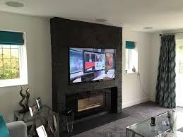 audio visual installation hertfordshire new build house master