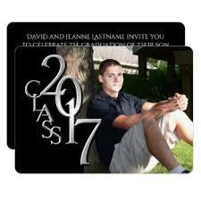 high school graduation invitations announcements zazzle