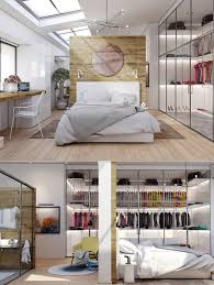 closet behind bed bedroom frosted sliding walk in closet doors also rich wood