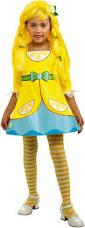 Lemon Halloween Costume Strawberry Shortcake Lemon Meringue Costume Girls Costumes