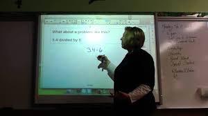estimating decimal quotients lesson 5 3 youtube