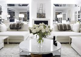 white interiors homes interiors all white wow daily mail