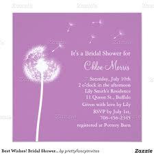 bridal shower best wishes best wishes bridal shower invitation purple showers etc