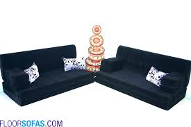 Floor Protectors For Sofa by Bedroom Licious Executive Night High Smooth Black Seater Arabian