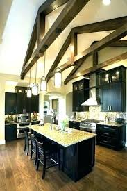 vaulted ceiling decorating ideas lighting ideas for vaulted ceilings best kitchen lighting ideas for