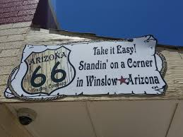Winslow Arizona Map by The Corner That Put Winslow Arizona On The Map Heartland News