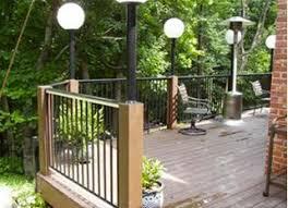 Deck Handrail Porch Railings Deck Railing Fence Center