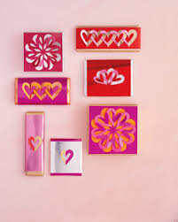 Martha Stewart Valentines Day Decor by Handmade Heart Doilies U0026 Video Martha Stewart