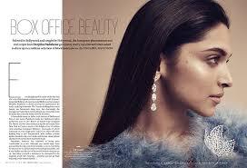 Vanity Box Hair Deepika Padukone For Vanity Fair Earl Simms Caren