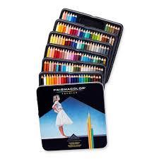prismacolor pencils prismacolor premier colored pencils soft 132 pack kuwait