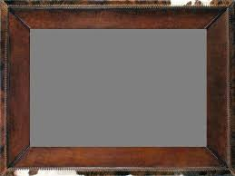 leather picture frames leather oliver brothers custom framing