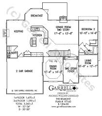 two house plans belmont house plan house plans by garrell associates inc