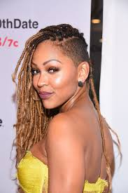 half shaved with braids celebrity shaved hairstyles essence com