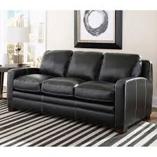 Grey Leather Tufted Sofa by Leather Sofas U0026 Sectionals Costco
