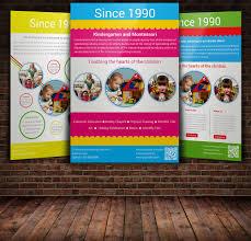 play school brochure templates kindergarten brochure templates best professional templates