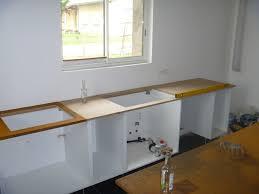 meuble cuisine a poser sur plan de travail poser plan de travail cuisine lzzy co fixer