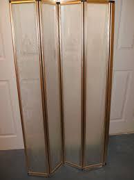 gold 4 door bifold over bath shower screen in telford gold 4 door bifold over bath shower screen
