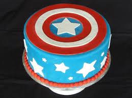 captain america cakes captain america birthday cake best 25 captain america birthday