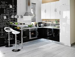 cuisine en noir decor unique decoration cuisine moderne et blanc hd wallpaper