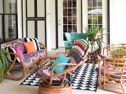 Backyard Ideas For Summer Backyard Bohemian Paradise 10 Ideas For Getting Your Porch Or