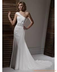 magasin robe de mariã e lille robe de mariée simple lille bretelle unique avec ceinture