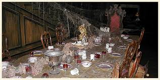 Astonishing Haunted Mansion Dining Room  In Dining Room Table - Mansion dining room