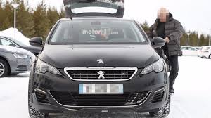 peugeot grey 2018 peugeot 508 spy photos motor1 com photos