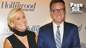 willie geist you could see mika and joe u0027s chemistry on air page six