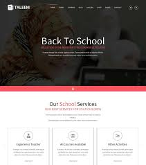 darkness to light online training 35 best education responsive html templates for universities
