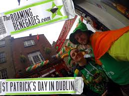 experiencing crazy dublin on st patrick u0027s day the roaming
