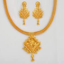 gold pendant necklace set images F necklace set jpg