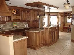 armoire de cuisine en pin réalisations cuisines et salles de bain