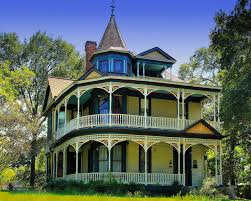 Gothic Revival Home 10 Historic Victorian Homes From The Great State Of Texas U2013 5