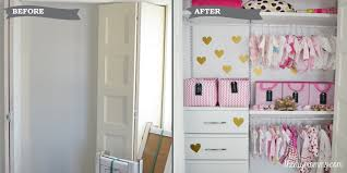 baby clothes organization ideas