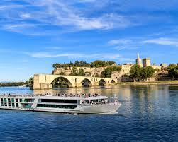bureau de change avignon culture history and lazy luxury on a river cruise through southern