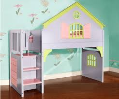 loft beds girls dollhouse loft bed discovery world doll house