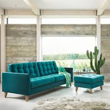 Couch And Sofa by Sofa Turquoise Sofa For Luxury Mid Century Sofas Design Ideas