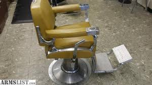 Barber Chair For Sale Armslist For Sale Belmont Barber Chair