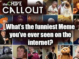 The Funniest Memes - callout what s the funniest meme you ve ever seen on the internet