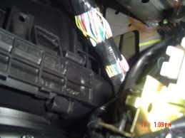 found reverse light wire in cab nissan frontier forum